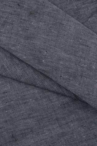 Tkanina lniana a'la jeans - 150cm 180g/m2 thumbnail