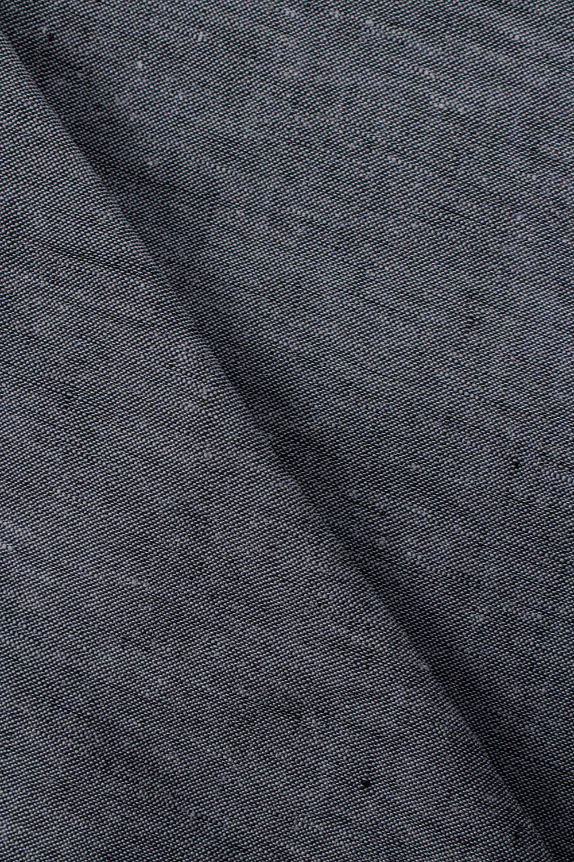 Tkanina lniana a'la jeans - 150cm 180g/m2
