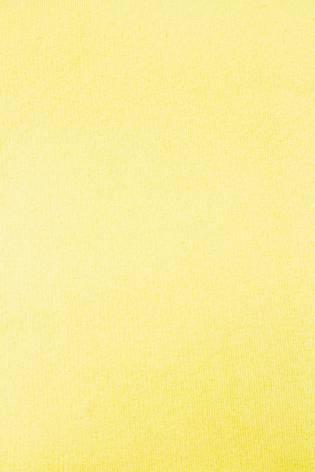 Dzianina dresowa drapana - bananowy - 175cm 370g/m2 thumbnail