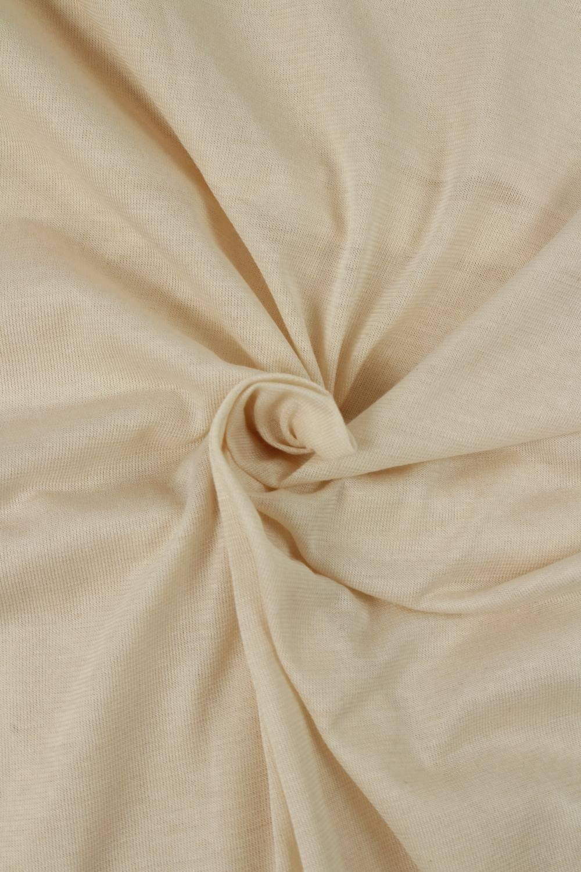 Knit - Jersey - Ecru/Beige/Peach - 2 rm (Pre-cut)