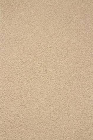 Dzianina gruba dwustronna polarowa - beżowo śmietankowa - 155cm 400g/m2 thumbnail