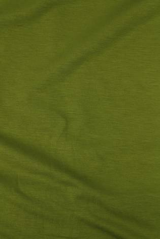Dzianina jersey wiskozowy zielony khaki KUPON 2 MB thumbnail