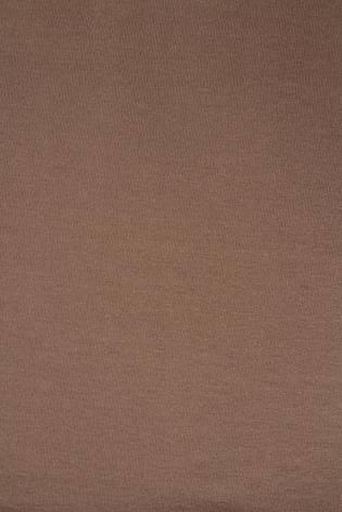Dzianina dresówka pętelka - kakaowa - 170cm 230g/m2 thumbnail
