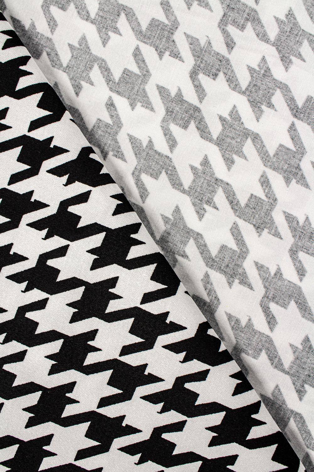 copy of Fabric - Cotton - Dog Tooth - 165 cm - 145 g/m2