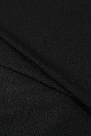 Knit - Jersey - Washed Black - 180 cm - 190 g/m2 thumbnail