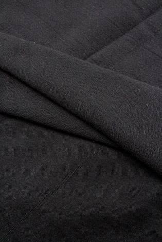 Tkanina bawełniana czarna - 170cm 180g/m2 thumbnail