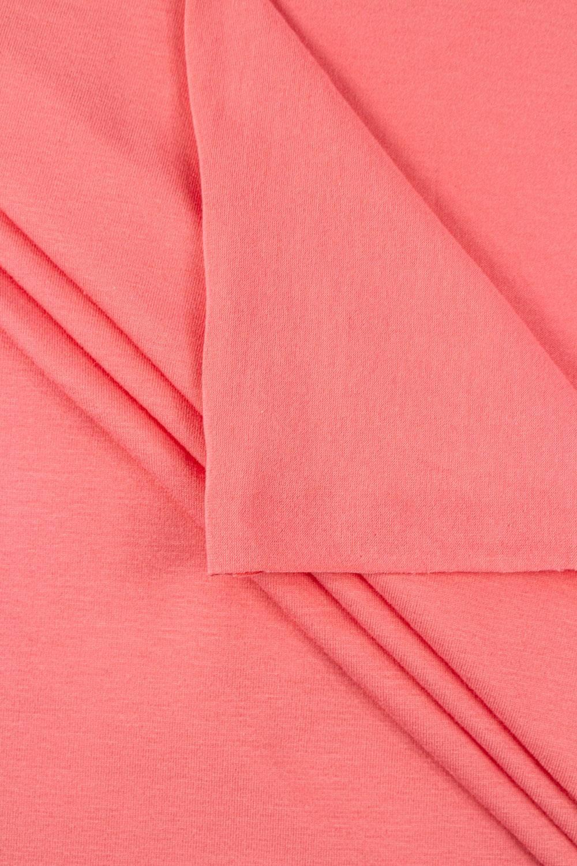 Dzianina jersey bubble gum - bawełna/elastan - 165cm 150g/m2