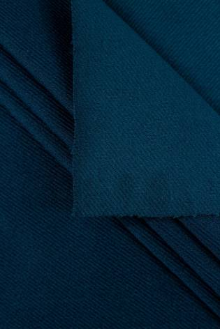 Dzianina dresówka a'la jeans turkusowy - 155cm 280g/m2 - 1