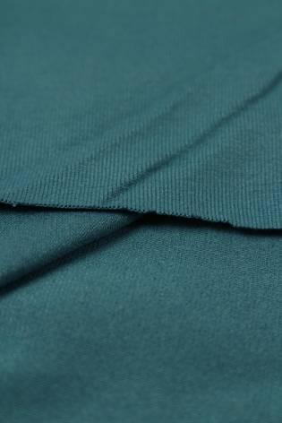 Knit - Viscose Jersey - Sea Colour - 2 rm (Pre-cut) thumbnail