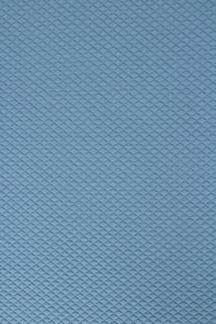 Dzianina pikowana - niebieska - 155cm 520g/m2 thumbnail
