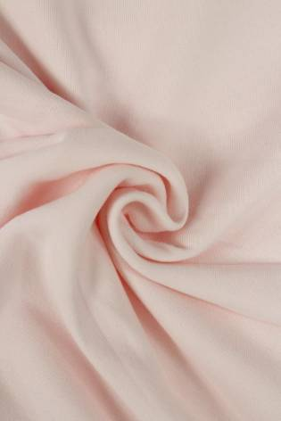 Dresówka pętelka gruba różowa KUPON 2 MB thumbnail