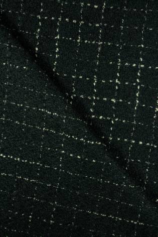 Tkanina wełniana - zielony - 140cm 360g/m2 thumbnail