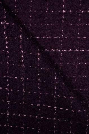 Tkanina wełniana - fioletowa - 140cm 360g/m2 thumbnail