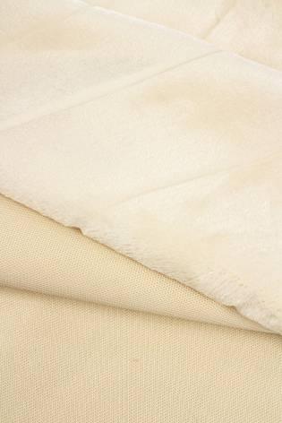 Fabric - Eco Fur - Cream/Beige - 165 cm - 470 g/m2 thumbnail