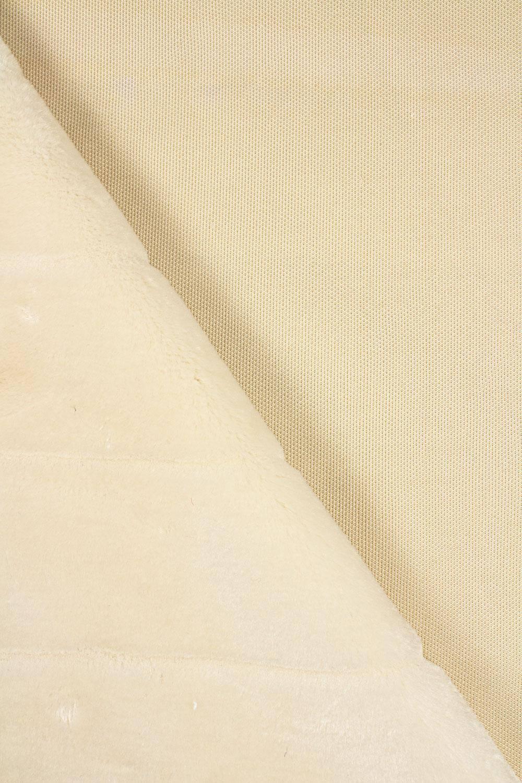 copy of Dzianina gruba polarowa/baranek granatowy - 145cm 400g/m2