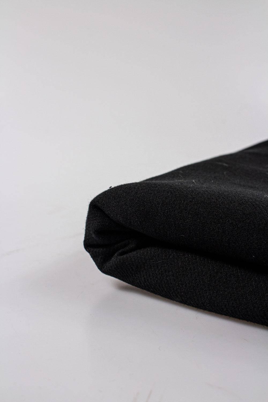 Dresówka a'la jeans - czarny 155cm 290g/m2 STOK