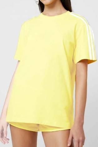 Knit - Viscose Jersey - Pastel Yellow - 165 cm - 170 g/m2 thumbnail