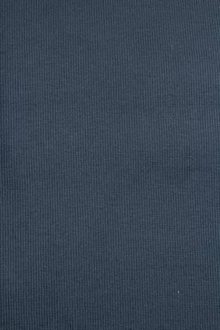 Dzianina ściągaczowa prążek - grafitpwy- 55cm/110cm 310g/m2 thumbnail