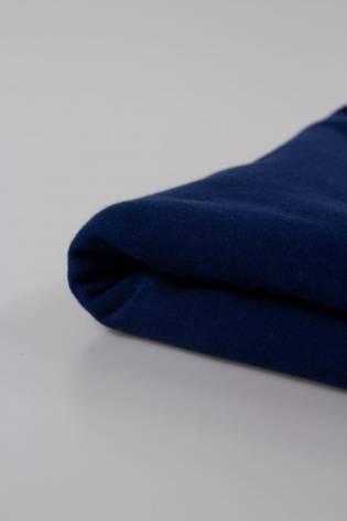 Knit - French Terry - Deep Blue - 165 cm - 220 g/m2 STOCK thumbnail