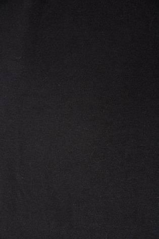 Knit - Jersey - Black - 190 cm - 240 g/m2 thumbnail