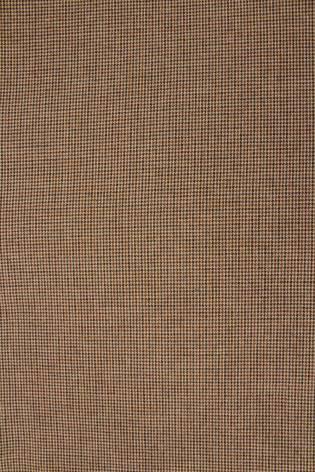 Tkanina wełniana w kratę z szarym podbiciem - 160cm 410g/m2 thumbnail