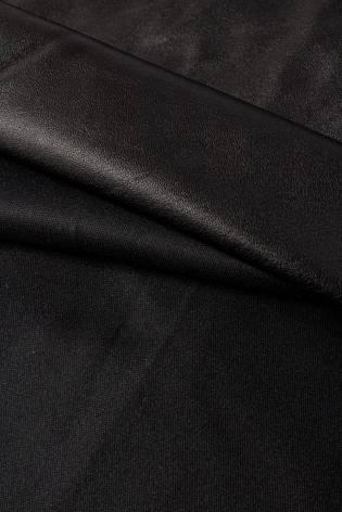 Fabric - Eco Leather - Black - 140 cm - 230 g/m2 thumbnail