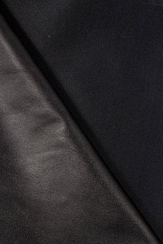 Fabric - Eco Leather - Black - 140 cm - 230 g/m2