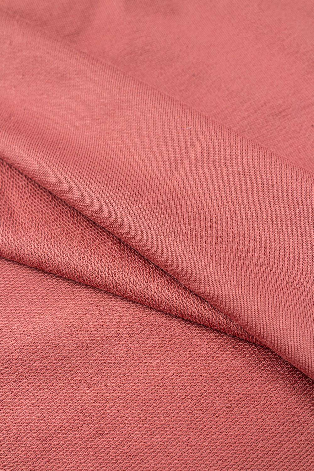 Knit - French Terry - Dirty Pink - 180 cm - 200 g/m2