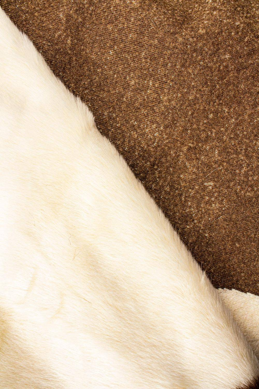 Fabric - Eco Fur - Cow - 150 cm - 600 g/m2