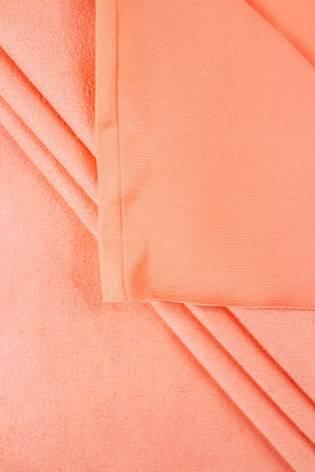 Knit - Alpen Fleece - Peach - 150 cm - 370 g/m2 thumbnail