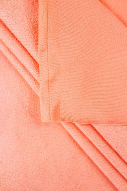 Knit - Alpen Fleece - Peach - 150 cm - 370 g/m2