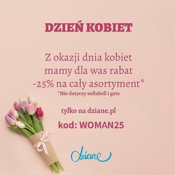 """Dzień dobry! 😍  Z okazji Święta Kobiet mamy dla Was niespodziankę!💐  Z kodem WOMAN25 Otrzymujecie rabat w wysokości 25% na Wasze zakupy na naszym sklepie dziane.pl! <3   Mamy nadzieję, że ten drobny """"upominek"""" sprawi, aby ten dzień będzie jeszcze lepszy <3   Wszystkim i każdej z osobna życzymy Wszystkiego najlepszego!! ;* • . . . #dziane #dzienkobiet #promocja #szycie #szyjemy #maszynadoszycia #dzianiny #tkaniny #samauszyłam j"""