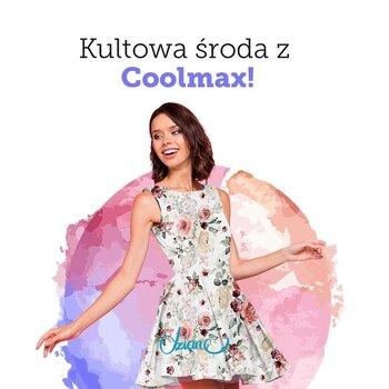 """🥰👌📆 COOLltowa środa!  Bohaterem dnia jest COOLMAX👇 - nowoczesne włókno poliestrowe. Jego rola polega na doskonałej wentylacji ciała, nawet wtedy, gdy jesteśmy aktywni na maxa! W dotyku przypomina nieco bawełnę👕🩳🩲  Materiał jest idealny do odszycia koszul i odzieży sportowej, np. koszulek. Dzisiaj pojawił się na """"dzianej"""" grupie.  Skusicie się na COOLMAX?👌 • . . . #dziane #coolmax #poliester #koszulka #koszula #szycie #szyjebolubie #szyjemy #maszynadoszycia #krawcowa"""