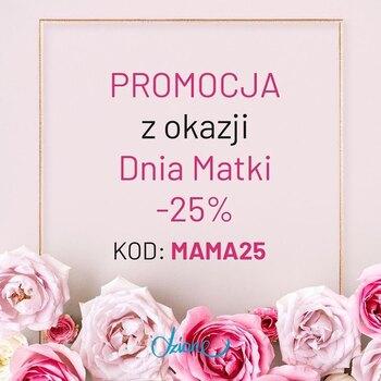 """🥰🎁🎁Mamo, Mamo, cóż Ci dam? """"Dzianą"""" promocję dla Ciebie mam!🤱💐  Tylko dzisiaj otrzymacie rabat -2⃣5⃣% w naszym sklepie internetowym, korzystając z kodu:  MAMA25  Zapraszamy na zakupy!🛒😍❤ • . . . #dziane #promocja #dzienmamy #dzianiny #tkaniny #material #szycie #szyjemywpolsce #szyjebolubie"""