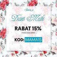 Witamy KOCHANE MAMY!😍♥️ • Dzisiejszy dzień należy przede wszystkim do Was - to Wasze najważniejsze święto DZIEŃ MATKI 🌹🌷💐 • Z okazji tego wyjątkowego dnia zamiast kwiatka mamy dla MATEK I CÓREK  rabat 15% na WSZYSTKO w sklepie dziane.pl! 😍  Wpisując kod MAMA15 - macie opcję na szybkie i tanie zakupy w tym szczególnym dniu! 🌼 • Bo kto zrobi Wam lepszy prezent niż Wy same? 😎😂🌷Życzymy dużo uśmiechu i pogody ducha! • . . . #dziane #dzieńmatki #dzienmamy #dzianiny #tkaniny #rabat #krawcowa #szycie #szyjemy #materiał #modaistyl #dzianedzianiny #promocja #szyjebolubie #dresowka #jersey #welur