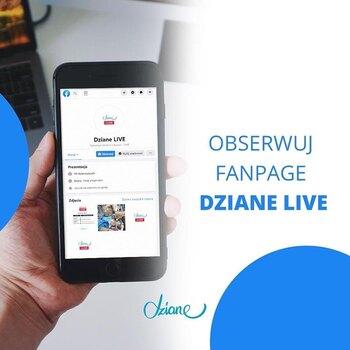 👍Polub nowy fanpage Dziane LIVE! Zakupy, licytacje, konkursy🎁🎈🎈  Oglądaj transmisje i zamawiaj materiały, które wpadną Ci w oko!  Do zobaczenia!🥰 • . . . #dziane #live #transmisja #zakupy #sprzedaż #licytacja #konkursy #tkaniny #dzianiny #materiał #jersey #dresówka #bawełna